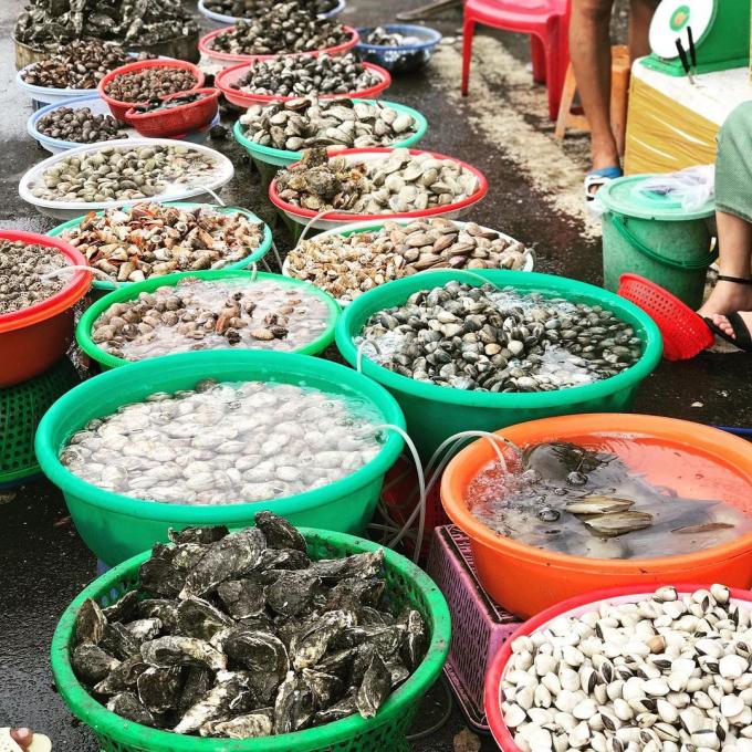 3 khu chợ hải sản Nha Trang uy tín, chất lượng