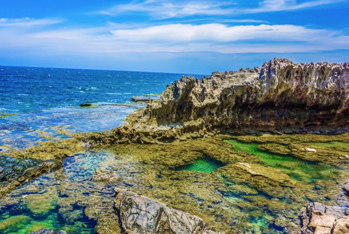Check in Đảo Tứ Bình Nha Trang - bộ tứ bãi biển đẹp và hoang sơ nhất Việt Nam