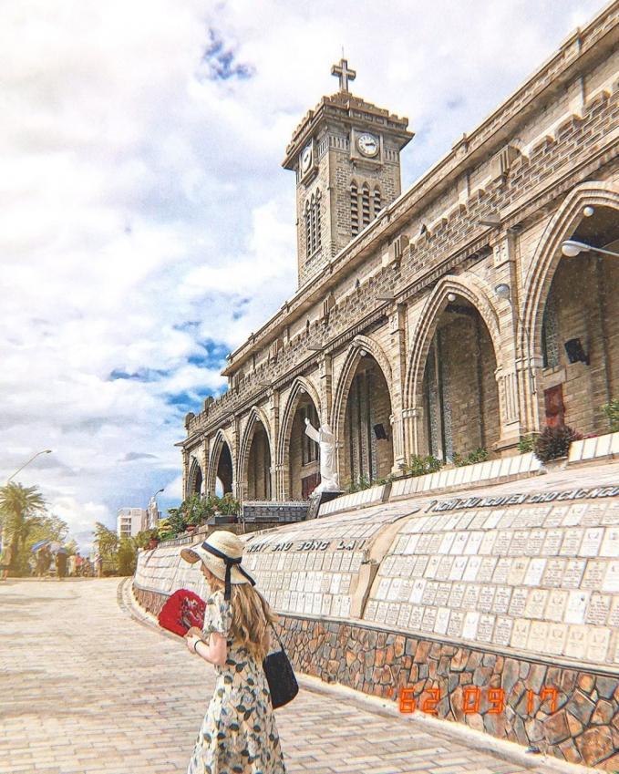 Lưu ngay 6 địa điểm sống ảo đẹp nhất Nha Trang