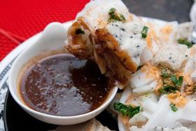Một chút lạ miệng với món bánh đập Nha Trang