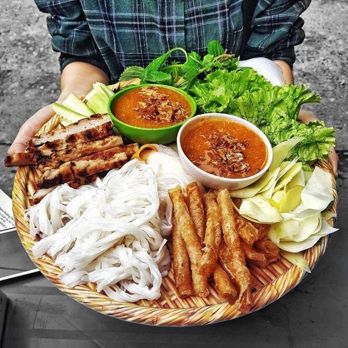Những món ăn đặc trương của thành phố biển Nha Trang