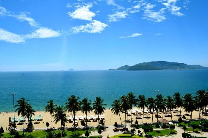 Thành phố Nha Trang -  thiên đường cho tuần trăng mật