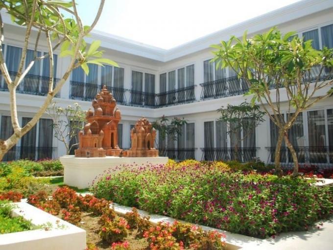 Trải nghiệm Champa Island Nha Trang đậm chất văn hóa Chăm