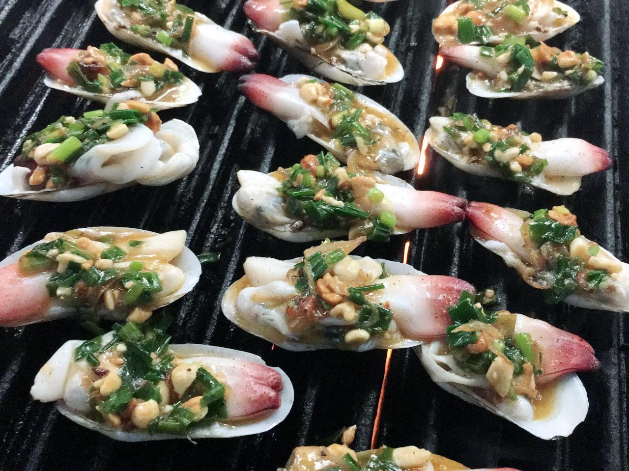 Tu Hài – Khám phá món hải sản được nhiều người yêu thích