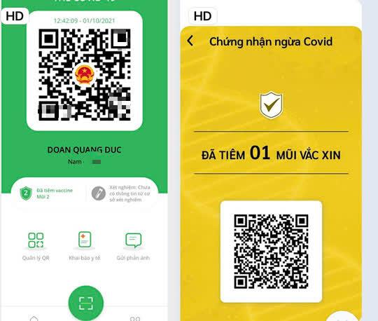 Người dân Khánh Hòa lưu ý khi mở cửa cho Thẻ xanh Covid-19, Thẻ vàng Covid-19 hoạt động và dịch vụ du lịch
